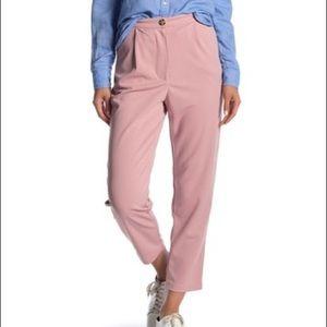 NWT High Waisted Culotte Pants